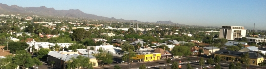 El Presidio Neighborhood         Tucson Arizona